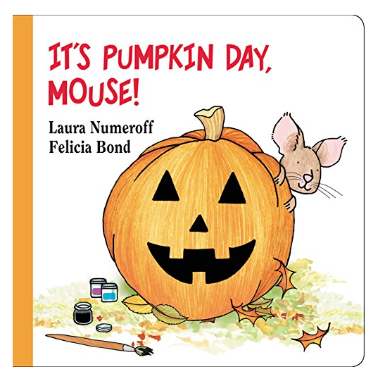 Its pumpkin day mouse