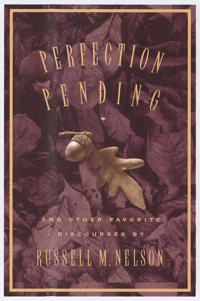 Perfection pending book