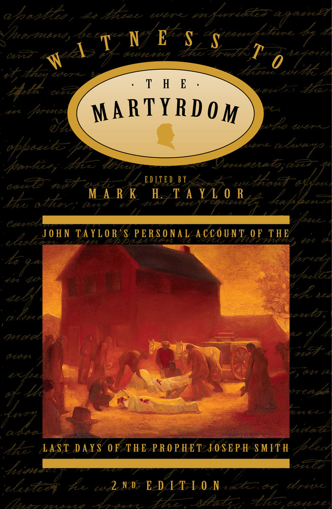 Witness to the martyrdom