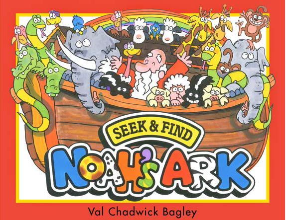 Noahs ark seek   find