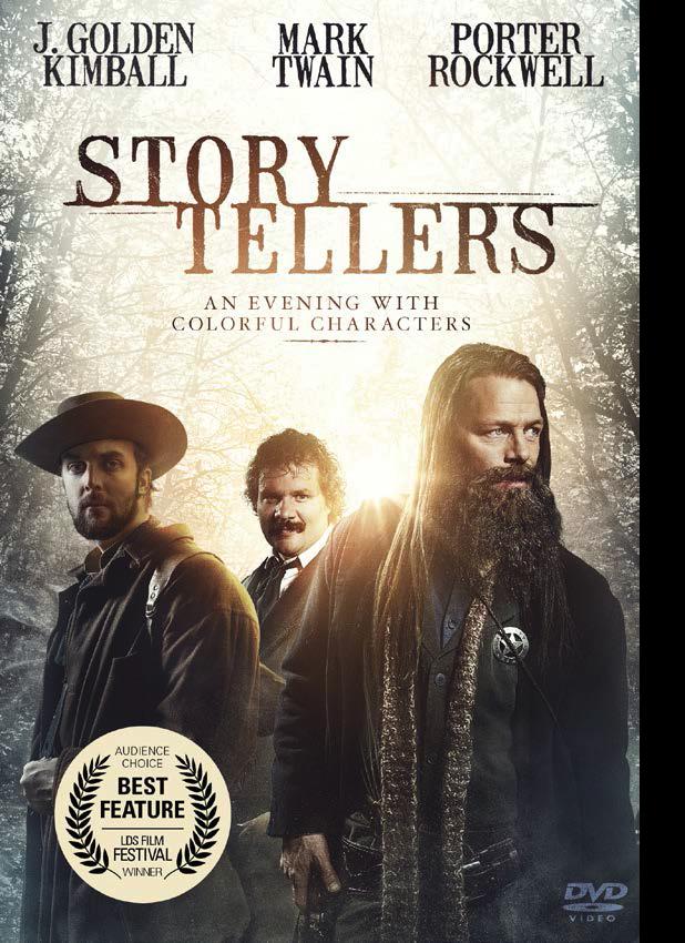 Story tellers dvd