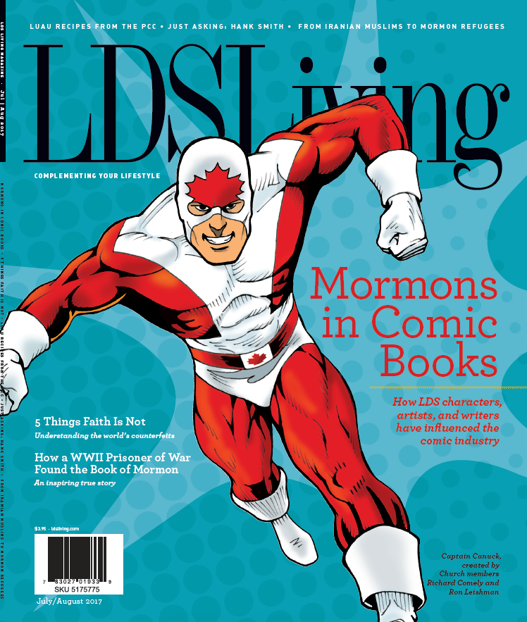 LDS Living Magazine July/August 2017