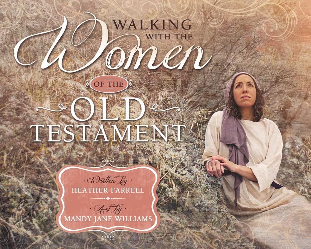 Walking women old testament