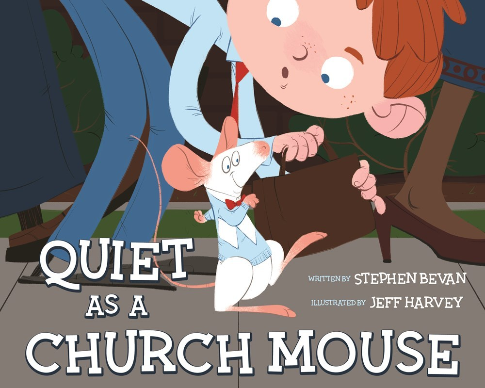 Quiet church mouse