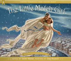 the little match girl - The Year Of The Perfect Christmas Tree