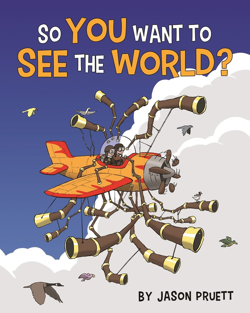 See the world