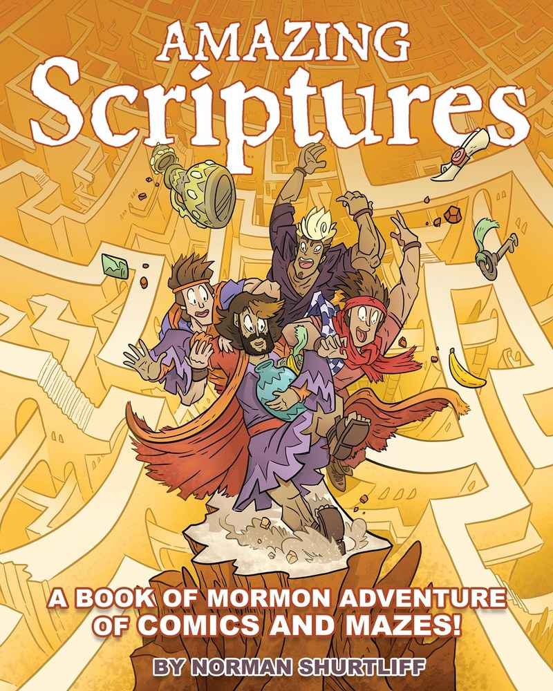 Amazing scriptures