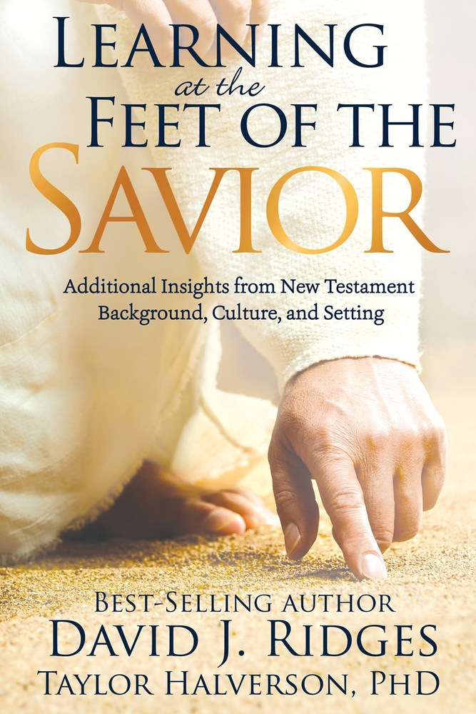 Learning at the feet of the savior