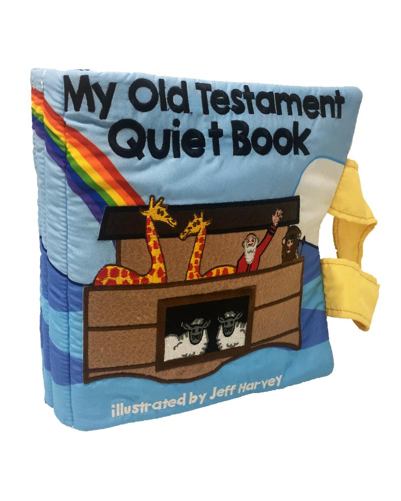 Old testament quiet book