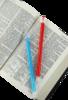 Scripture markers pencils4