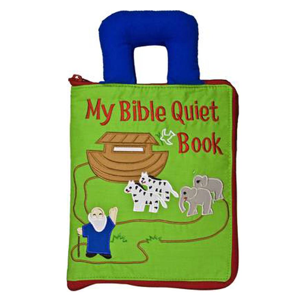 Bible quiet book