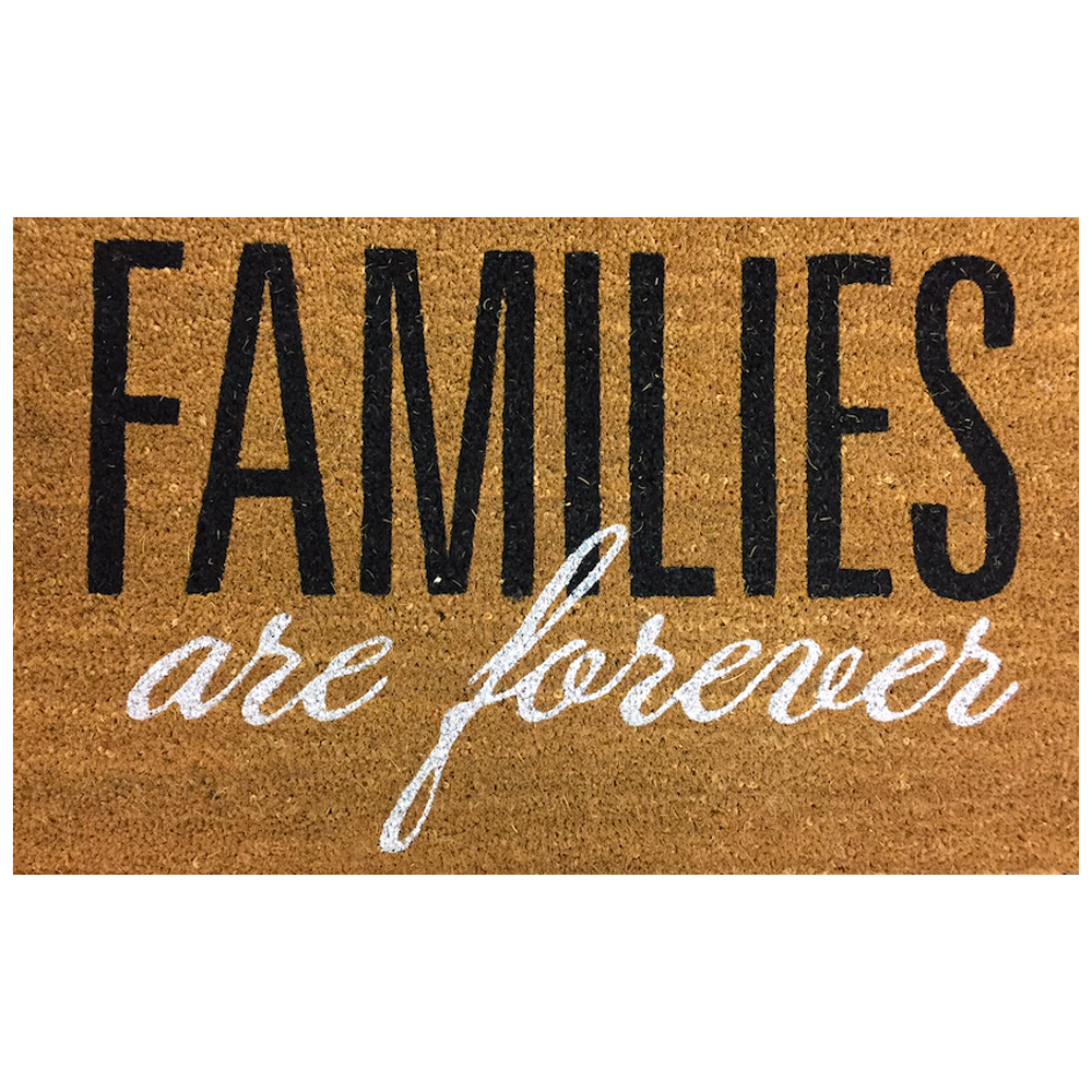 Families are forever welcome ma 2