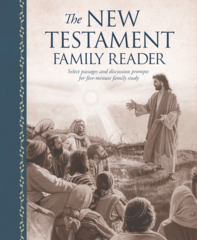 The Book of Mormon Family Reader: Select Passages and