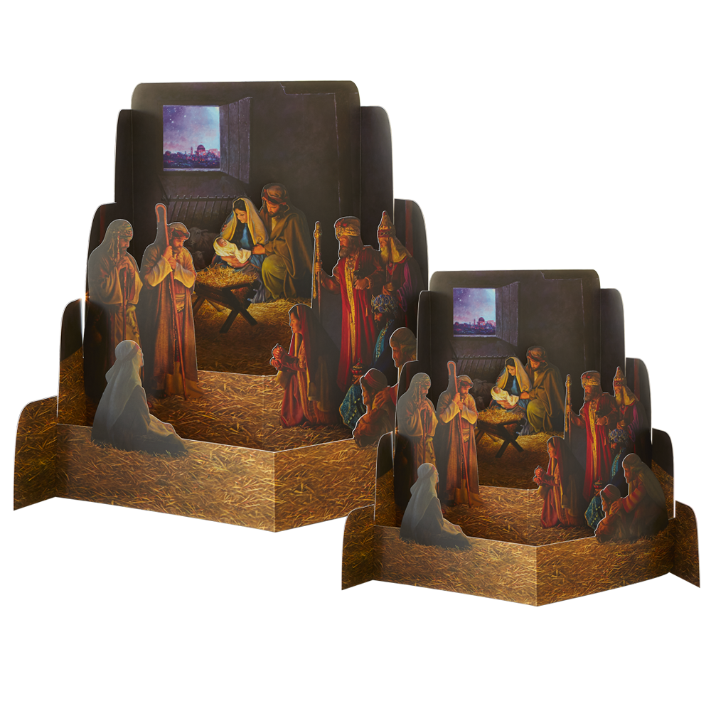 Diorama Nativity