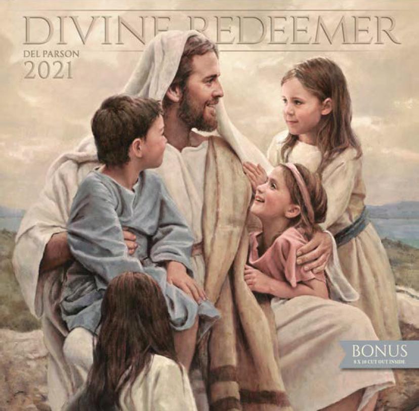 2021 Divine Redeemer Calendar