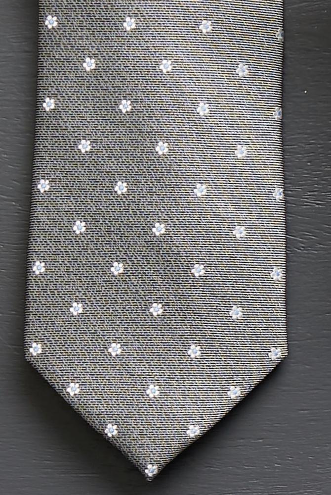 Richard Silk Men 's Necktie
